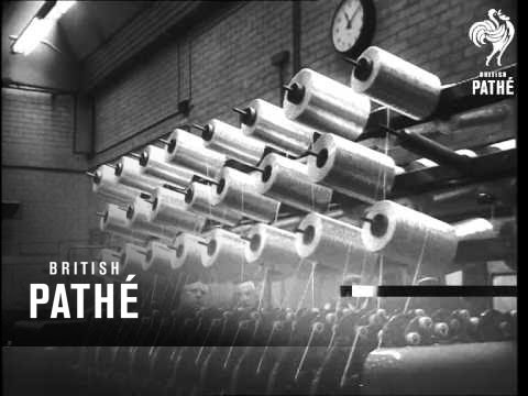 Duke At British Rayon Research (1955)