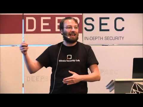 [DS15] Hacking Cookies in Modern Web Applications and Browsers - Dawid Czagan