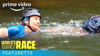 World's Toughest Race Swimming Challenge | Prime Video