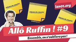 Allô Ruffin ! : #OnNoublieraPas ! Avec François Boulo, Mathilde Larrère, et vous !