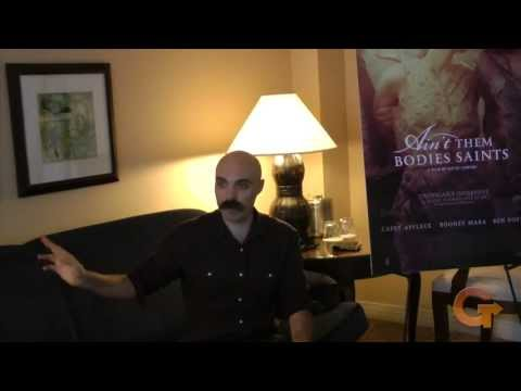 Ain't Them Bodies Saints Interview - with Writer/Director David Lowery