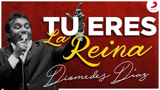 Tu Eres La Reina, Diomedes Díaz - Letra Oficial