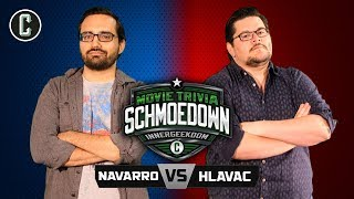 INNERGEEKDOM MATCH Hector Navarro VS Adam Hlavac - Movie Trivia Schmoedown