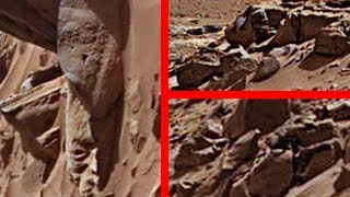 Observing photos of Mars - Artifacts and Anomalies? - signs of Ancient Civilizations? 2014 HD