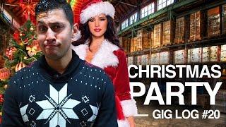 DJ GIG LOG: How to  DJ a CHRISTMAS PARTY