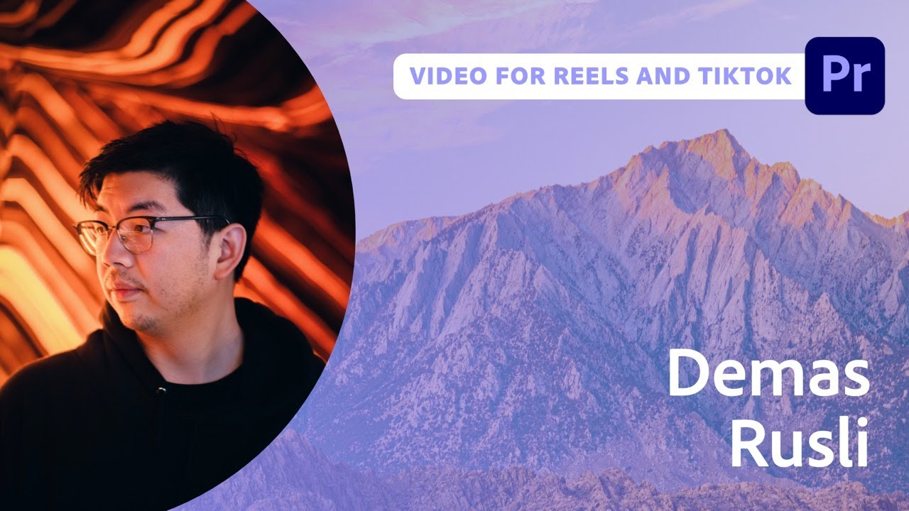 Creating Video for Reels and TikTok with Demas Rusli