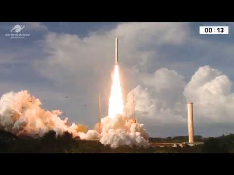 Arianespace TV VA249 Launch Sequence