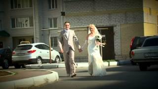 Красивая  свадебная история