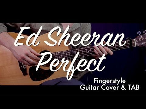 ed-sheeran---perfect-fingerstyle-guitar-cover-w-tab-&-chords---how-to-play-easy-videos