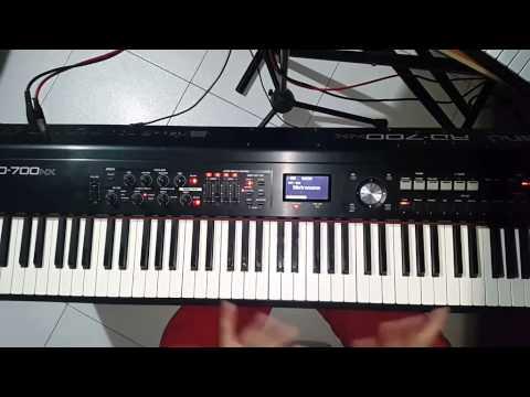 Licks And Runs Piano Tutorial (Advanced-Intermediate)