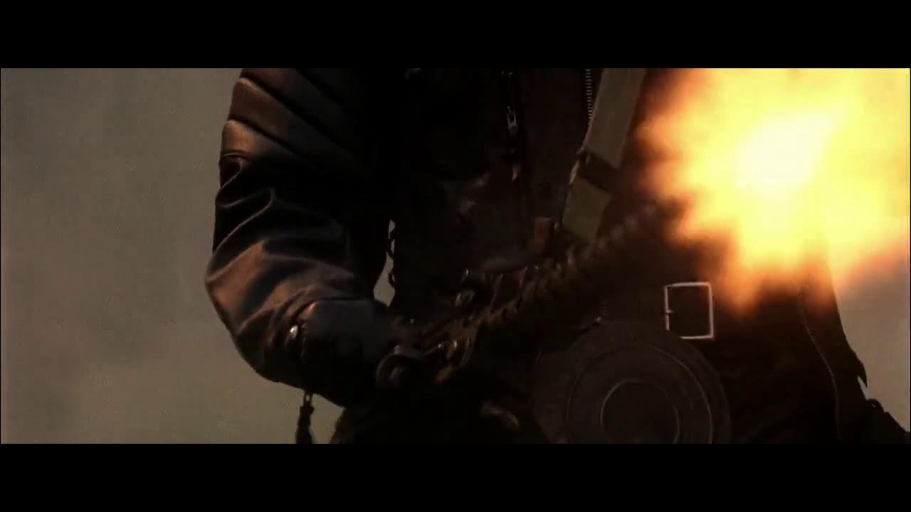 Airsoft Terminator 3  .30 Cal