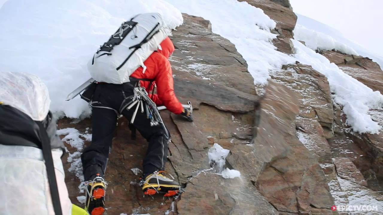 Pushing The Limits On North America's Deadliest Ridge | North America's Fifty Classic Clim