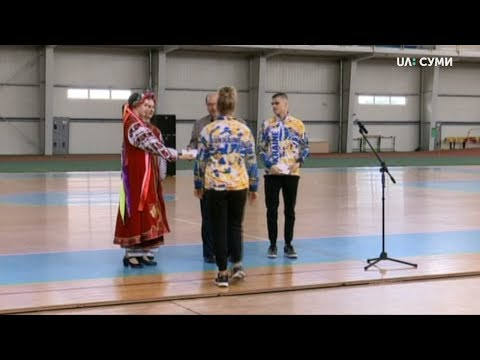 UA:СУМИ: У Сумському легкоатлетичному манежі відзначили міжнародний день студентського спорту