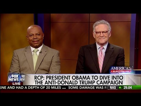 President Obama to Dive Into The Anti-Donald Trump Campaign - David Webb