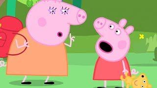 Peppa Pig en Español - ¡Jardinería con Peppa! - Pepa la cerdita