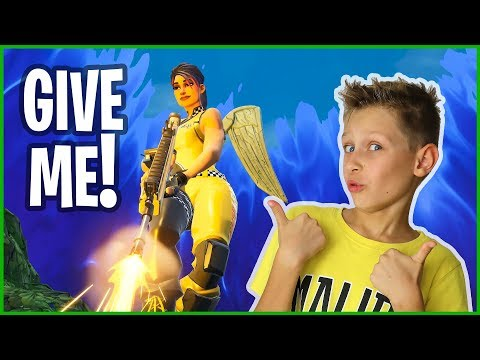 Give ME SOME VICTORY ROYALE!!!