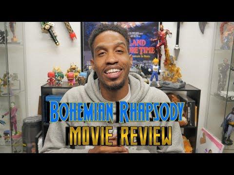 Bohemian Rhapsody....Movie Review
