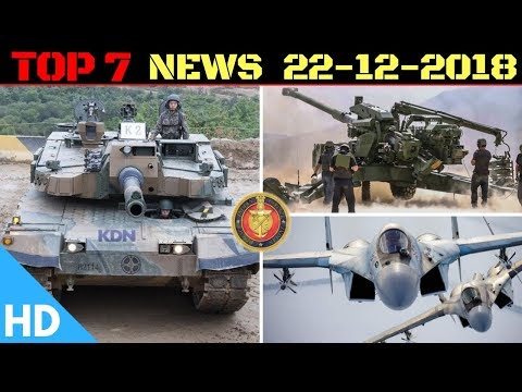 Indian Defence Updates : K2 Black Panther for Army,7 More Chinook Order,18 New Su-30,ATAGS by 2019