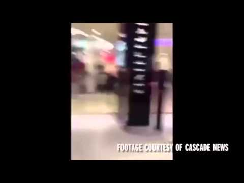 eb12ff0b702d JD Sports store fight  Shocking footage shows violent brawl in front of  horrified cust