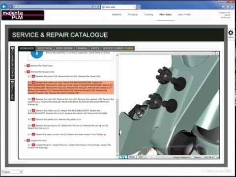 Cortona3D Service Maintanence Manuals