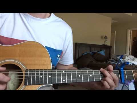 Broadripple is Burning Acoustic Guitar Lesson