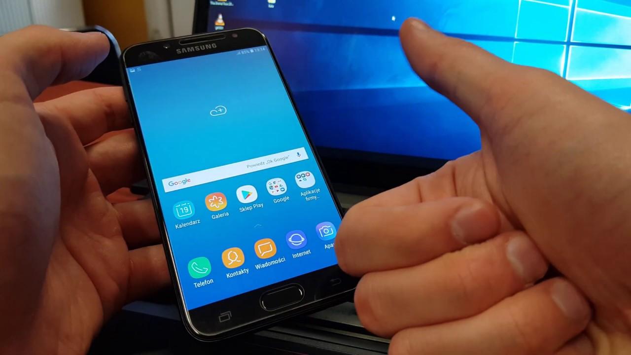 Samsung Galaxy J11 - How to take a screenshot/capture/print screen