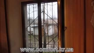 Окна из дерева.Кривой Рог. www.comfort.kr.ua тел. 096-647-1977(, 2014-01-14T19:22:25.000Z)