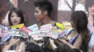 20110612 Hayate the Combat Butler (Park Shin Hye and Actors Meet and Greet)  Part 06