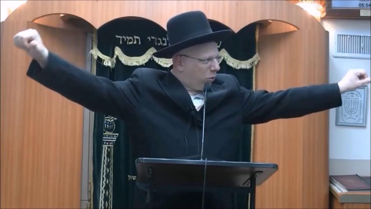 הרב ליאור גלזר -בן המלך שנהפך לשבבניק