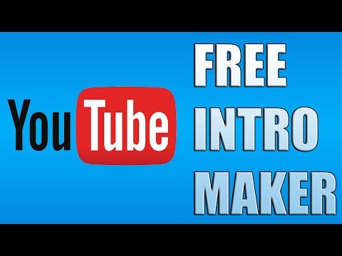 Free Youtube Intro Maker