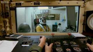 James May steps into a vacuum chamber - James May at the Edge of Space - BBC