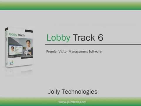 Visitor Management Software -- Lobby Track 6