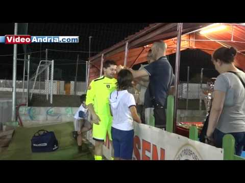 """""""1° Memorial Riccardo Di Bari"""" presso il centro Andria Sport"""