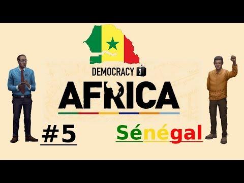 Democracy 3 Africa Episode 5 : En Marche pour le Sénégal