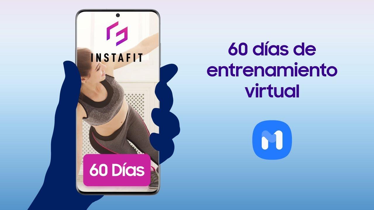 Samsung | Samsung Members | 60 días gratis Instafit