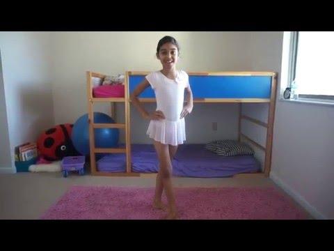 Ballet Dictionary #4 Aplomb