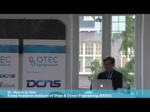 Dr. Hyeon-Ju Kim - OTEC Symposium 2016