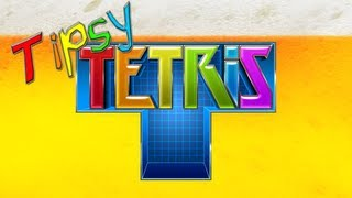 Tipsy Tetris - Drinking Games for Gamers
