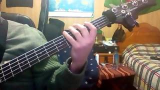 Mishale - Andru Donalds - Bass Cover