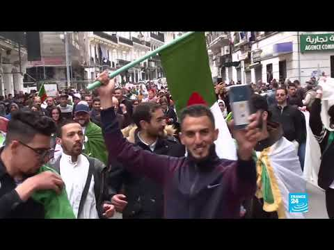 Algerian lawyers stage protest over lack of promised reforms