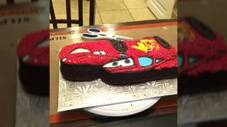 Download How To Decorate Lightning Mcqueen Cake MP3 song and Music Video