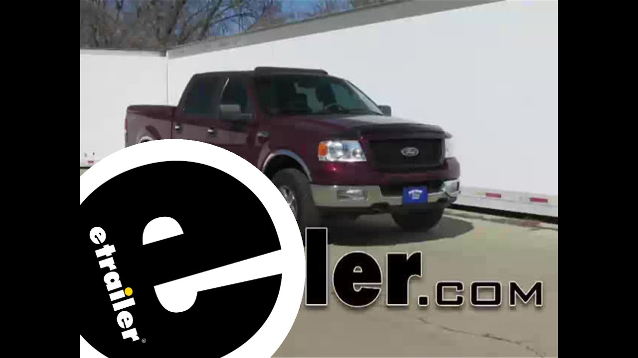 review of the weathertech front floor mats on a ford f150 etrailercom youtube