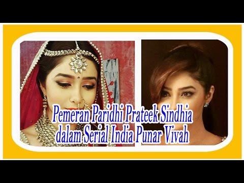 Cantiknya Pemeran Paridhi Prateek Sindhia– Istrinya Prateek Dalam Serial Punar Vivah Di ANTV