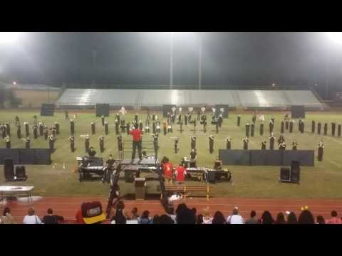 South Broward high school bulldogs matching band homecoming 2016