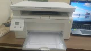 How To Install HP Laserjet Pro MFP M130a - Full Guide