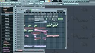 Headhunterz - Once Again (CORIDDI REMAKE FREE FLP DOWNLOAD)