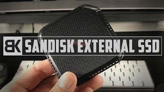 The Best Portable Storage Solution for Traveling (SanDisk Extreme 500 External SSD Review)
