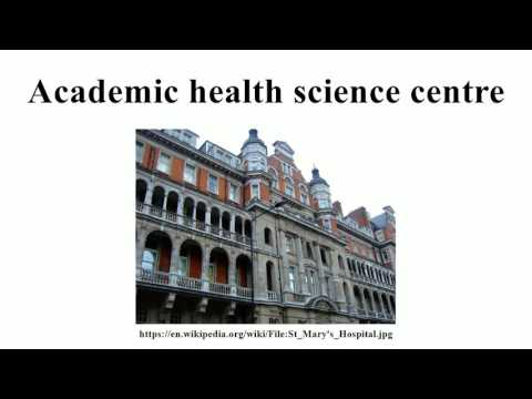 Academic health science centre