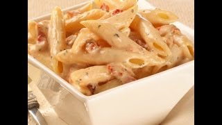 Win Or Fail Friday: Penne Pasta With Sun-dried Tomato Cream Sauce!
