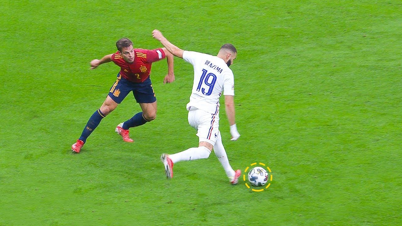 Karim Benzema TOP 50 LEGENDARY Goals